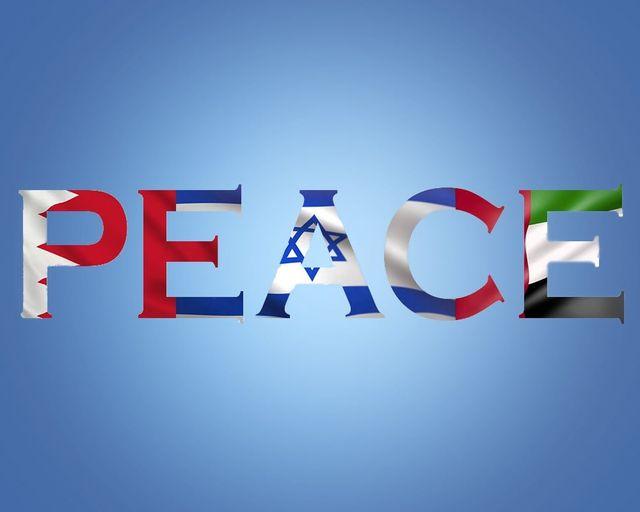 Shalom. Salam. Peace. Béke