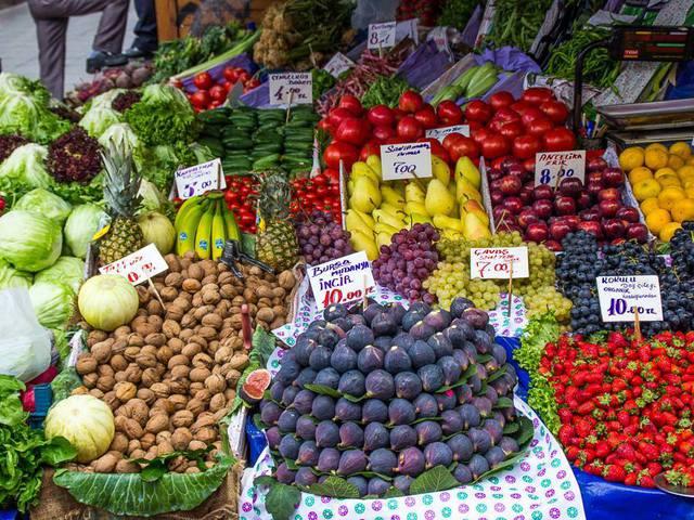 Isztambul 5 legtutibb piaca!