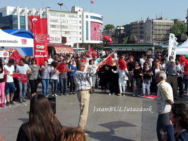 Parlamenti választások török módra!