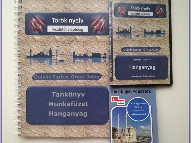 Török nyelvtankönyv