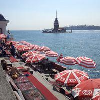 Isztambul ötcsillagos élmény teázói...