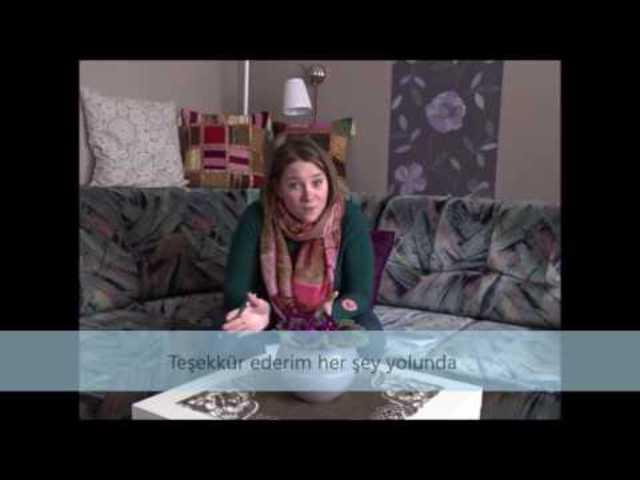 Török nyelvleckék turistáknak, nyelvtanulóknak