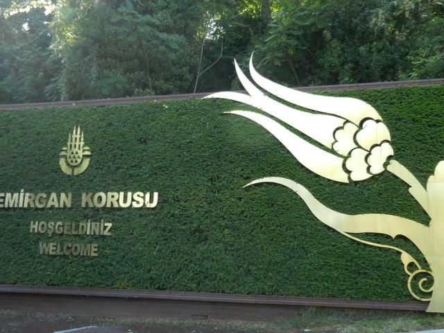 Isztambul leggyönyörűbb parkja!