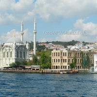Isztambul trendi rendezvény központja: ESMA SULTAN YALISI