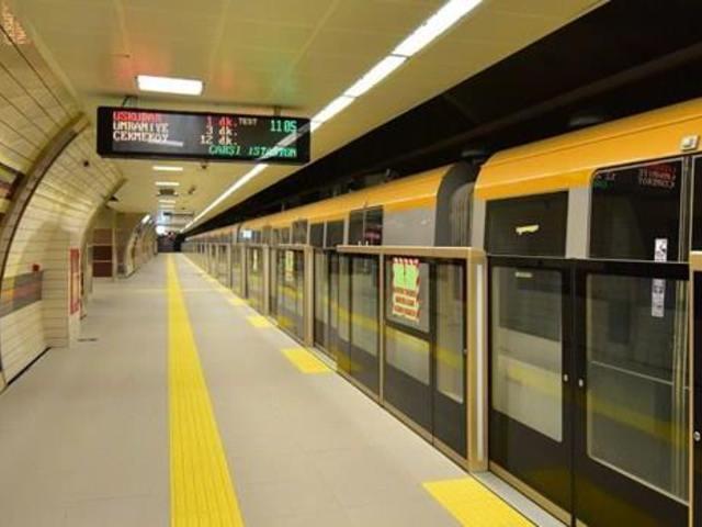 Isztambul új METRO vonala, M5.