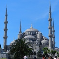 A káprázatos Kék mecset!