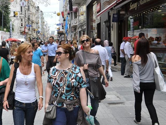 Csajok Isztambulban!