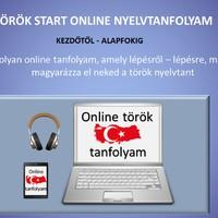 Online TÖRÖK Nyelvtanfolyam