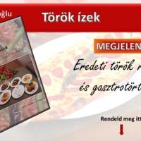 Török ételek szakácskönyve