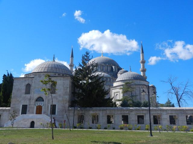 Szulejmán dzsámi / Süleymaniye camii