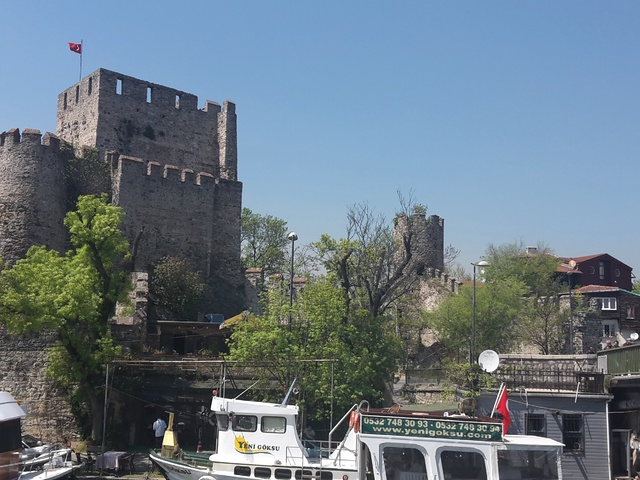 Fatmagülék lakhelye, Anadolu Hisarı
