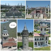 Isztambul, Miniatürk!