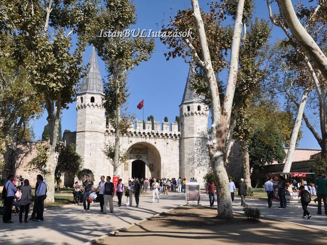 Szulejmán Szultán palotája képekben