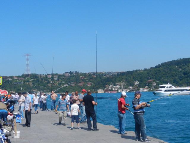 Isztambul haladó turistáknak...
