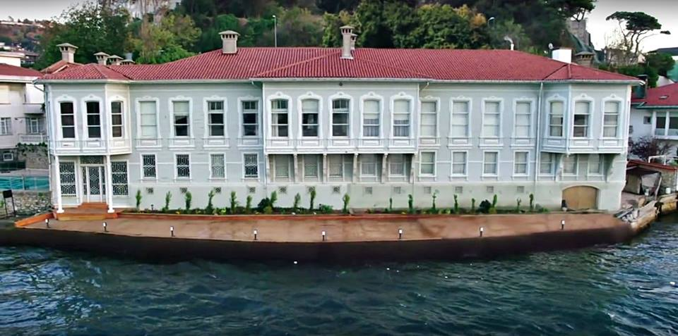 Those who watch Turkish series, what do you think of this house