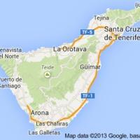Segítség Santa Cruz de Tenerifének, és Földanyánknak!