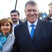 Szeretetet küldünk Klaus Johannis  új román elnöknek