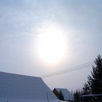 Hedera Genesis - A Tudás Magja beágyazódását segítette a Napból kiáramló rózsaszín köd