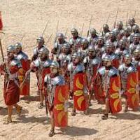 A római légióban töltött időszak fájdalmainak oldódása most !