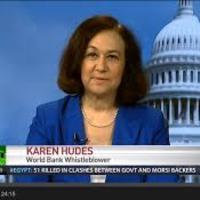 Karen Hudes üzenete a Magyaroknak