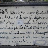 Atilla Nagykirály emlékezetére