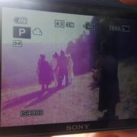 Égi Kapunyítás: Zaratusztra tábor  Teremtő csapata  munka közben - 2013.07.26.-án