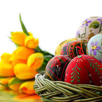 Húsvéti ajándék az Istenházból :