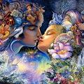 Szerelmi csalódások oldódnak a tudatos tudat és tudat alatti régiókból, ezzel tisztítva a férfias erőket