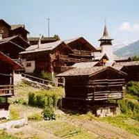 Hunok völgye - Svájc