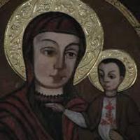 Édesanyánk Útrakelt, hogy megáldja Népét