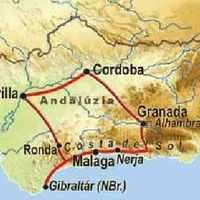 Földanyának segítség, Gibraltár  ---   2013. 06.13