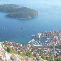 Újra működik a libegő Dubrovnikban!