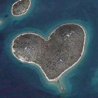 Galešnjak – a szerelmesek szigete