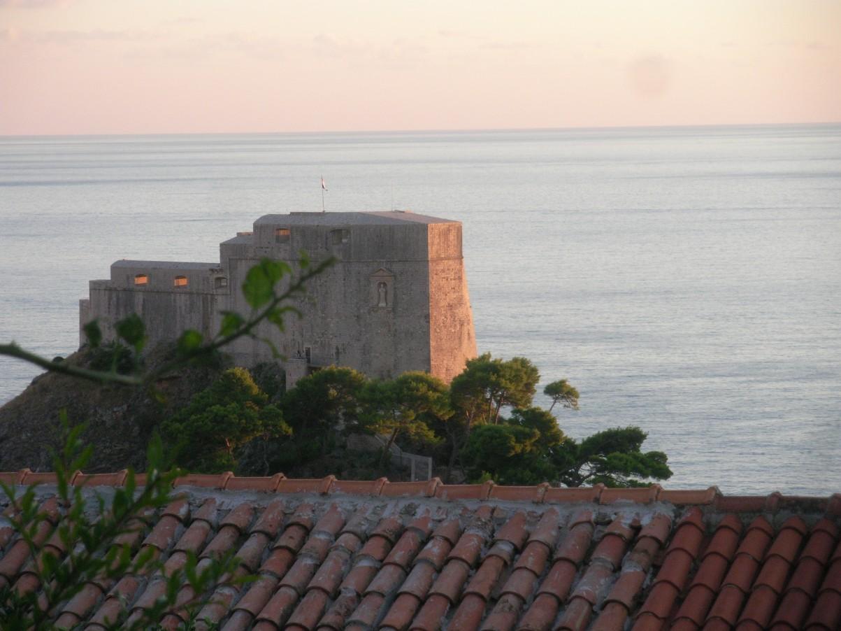 Lovrjenac erőd Dubrovnik.jpg