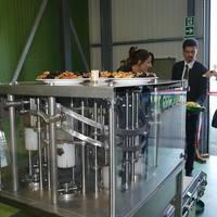 Új aszalóüzem a Bolyhos Pálinkafőzdében
