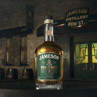 Az első cask strength whiskey a Jamesontól
