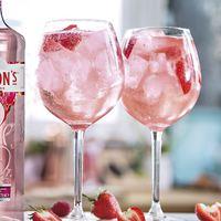 A rózsaszín gin sikere