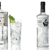 Gin és vodka Japánból