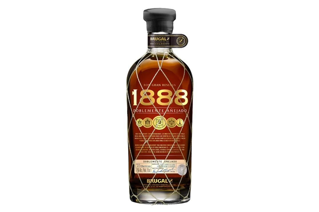 Brugal 1888 - egy kortyolni való rum