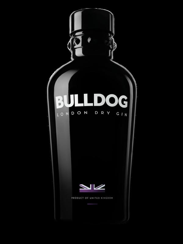 Már hazánkban is elérhető a Bulldog gin