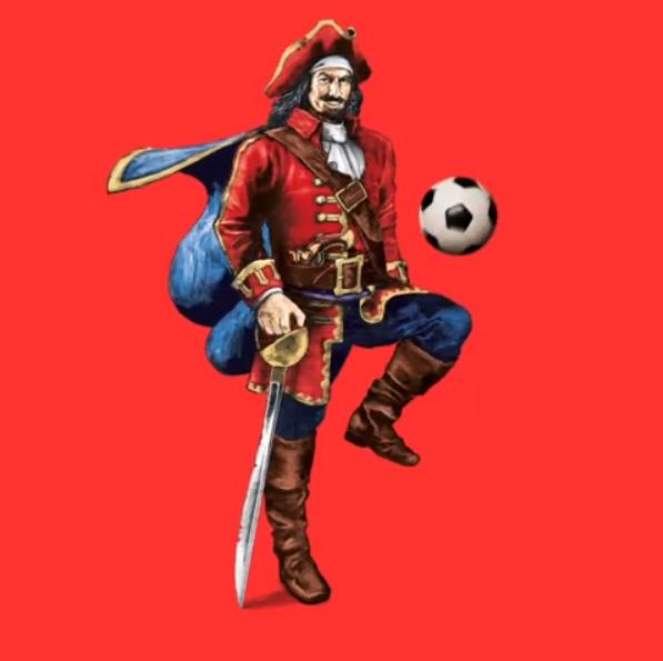 Focizik a kapitány