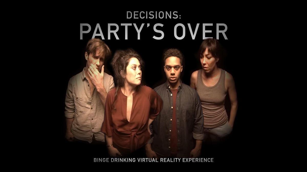 Virtuális valósággal a binge drinking ellen