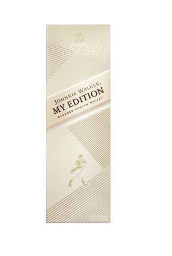 Személyre szabott whiskyt készít a Johnnie Walker