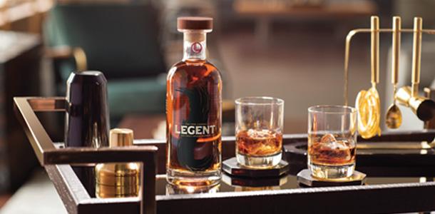 Legendák találkozása egy whiskey-ben
