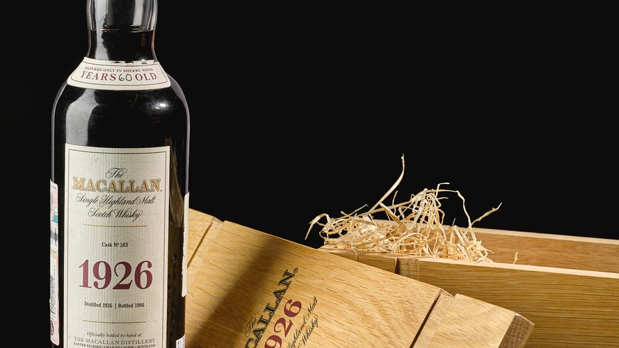 A whisky, amiből egy korty drágább, mint egy Porsche