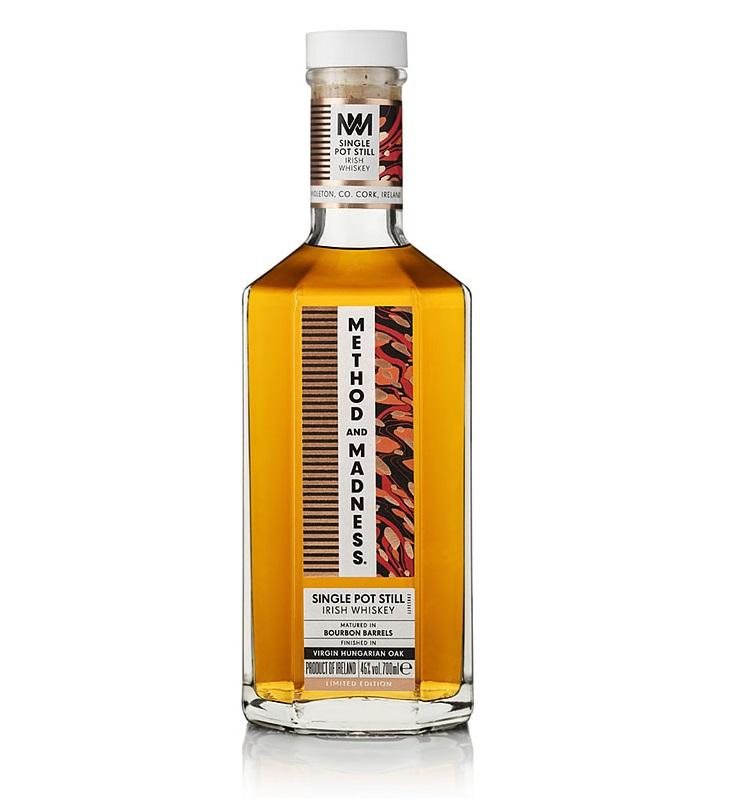 Ír whiskey magyar hordóból