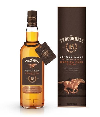 Ír whiskey madeirás hordóból