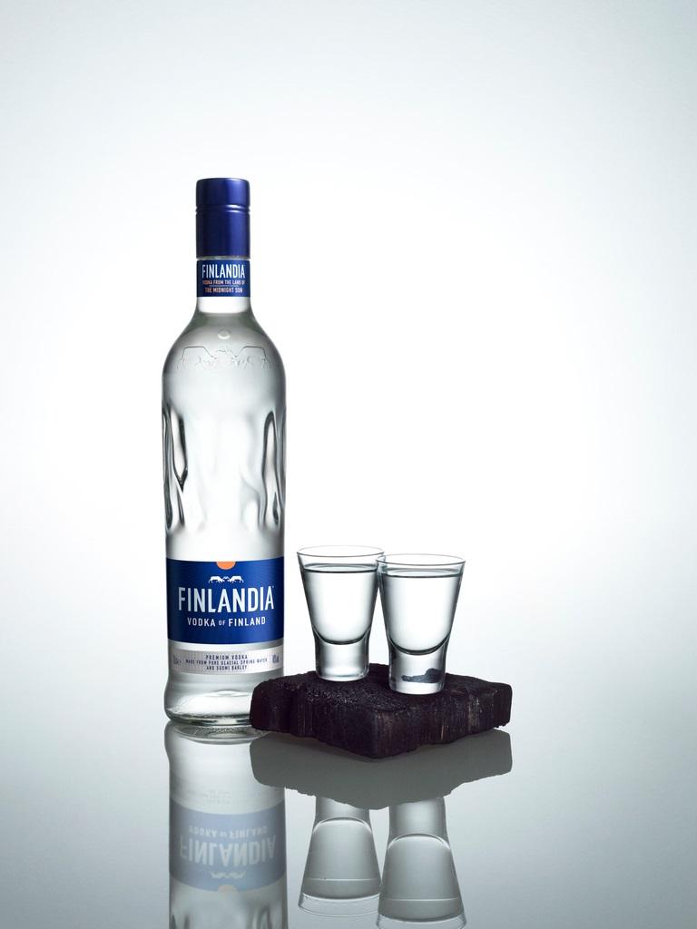 Új üvegben a Finlandia
