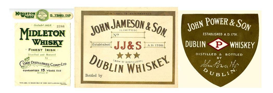 Hogyan került az e az ír whiskeybe?
