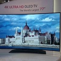 Budapesttel bizonyít az LG szupertévéje